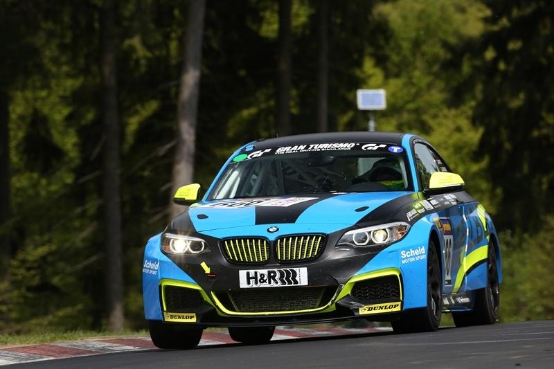 BMW Sports Trophy Team Marc VDS 1
