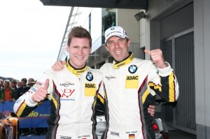 BMW Sports Trophy Team Marc VDS 2