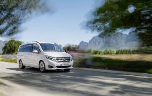 Mercedes-Benz Clasa V blog