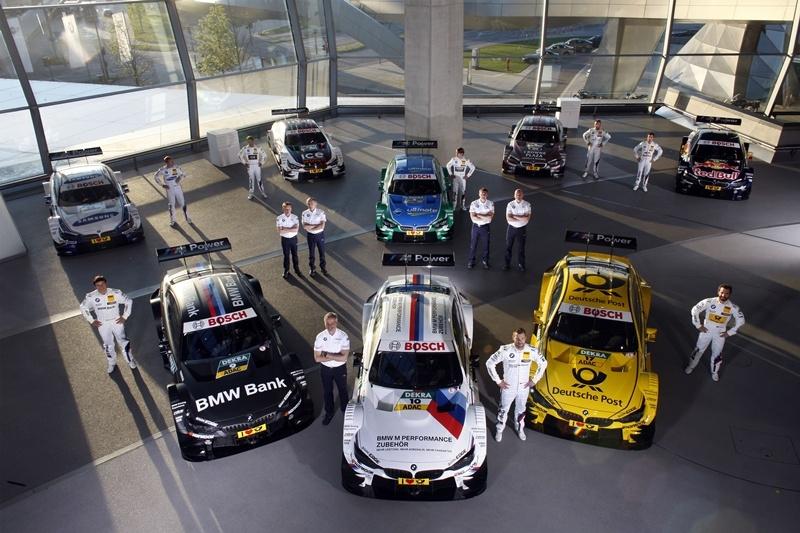 programul BMW Motorsport 2014 3
