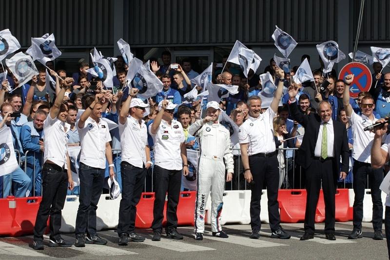 programul BMW Motorsport 2014 5