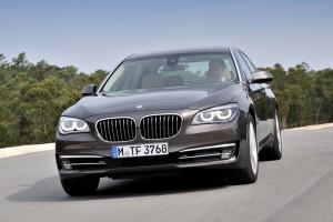 Noul BMW Seria 7 - exterior 1