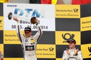 2014 DTM Hungaroring 2