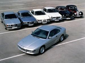 25 de ani de BMW Seria 8 c