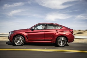Noul BMW X6 d