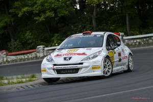 Simone Tempestini - Peugeot 207 S2000