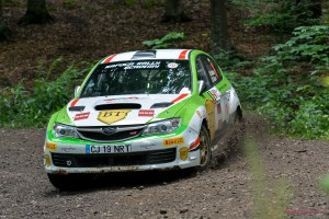 Bogdan Marișca Subaru Impreza R4
