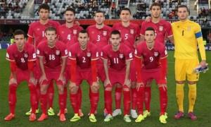 Srbija U 20