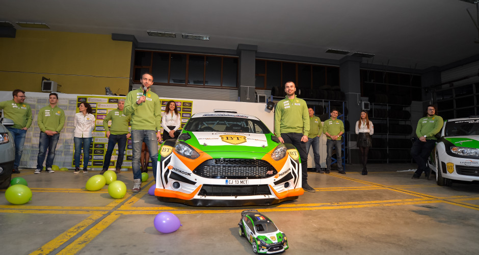 Lansare Napoca Rally Academy 2016 3